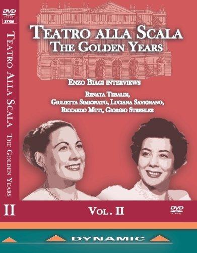 Teatro Alla Scala Vol. 2 [Renata Tebaldi; Giuletta Simionato; Luciana Savignano; Riccardo...