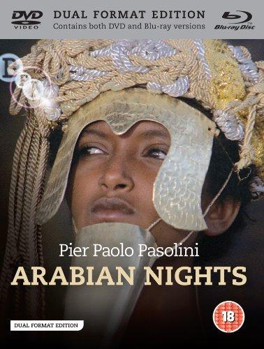 Arabian Nights (DVD Blu-ray) [1974] by Pier Paolo Pasolini