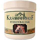 Asam Kräuterhof Baume de cheval aux extraits de châtaigne, arnica, romarin et huile de menthe 250 ml