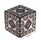 Tandou Geometrische Magic Cube Puzzle Magic Transformation Intelligenz Lernspielzeug