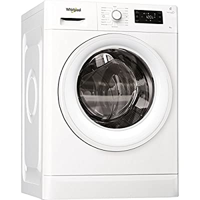 Whirlpool (Uk) Ltd FWG81496W FRESH CARE 1400rpm Washing Machine 8kg Load Class A+++ White