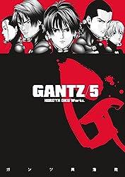 Gantz Volume 5
