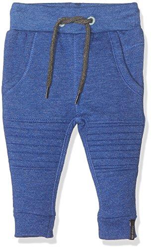 Noppies Baby-Jungen Hose B Pant Sweat Comfort Hemet, Blau (Blue Melange C147), 80