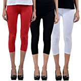 NumBrave Women's Red, Black & White 3 in...
