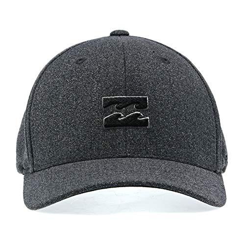 Imagen de billabong all day flexfit  de béisbol, hombre, negro black 19 , one size tamaño del fabricante u  alternativa