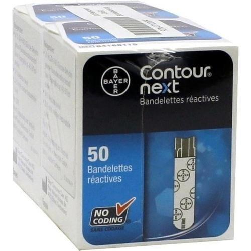 Contour Next Sensoren Teststreifen, 100 St.