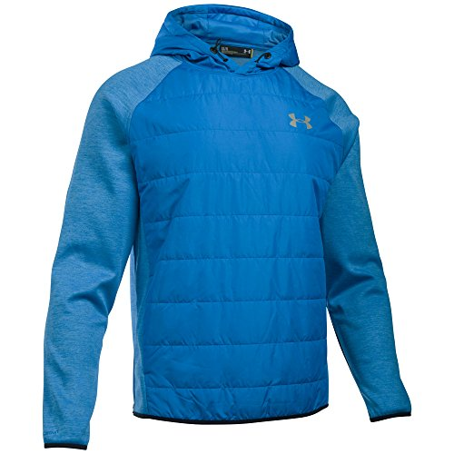 Swacket Insulated Hooded Sweat - Blue Jet