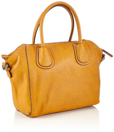Gerry Weber  High Class Handbag, sacs à main femme Jaune - Gelb (yellow 150)