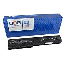 GRS–Batería para portátil HP Pavilion dv7, dv8, HDX X18Serie, sustituye a:, HSTNN-IB74, HSTNN-IB75, HSTNN-C50C, HSTNN-Q35C, 464059–121, 464058–251, HSTNN-IB74,, HSTNN-DB75, Laptop Batería 4400mAh, 14.4V/14,8V