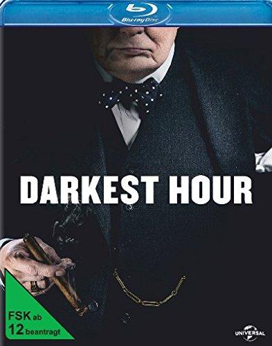 Die dunkelste Stunde [Blu-ray]