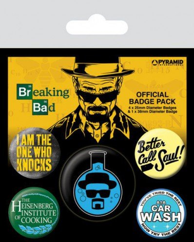 breaking-bad-heisenberg-botellin-1-x-38mm-4-x-25mm-chapas-set-de-chapas-15-x-10cm