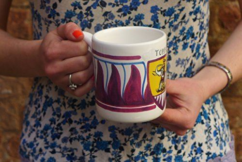 Mug of the Contrade Palio of Siena