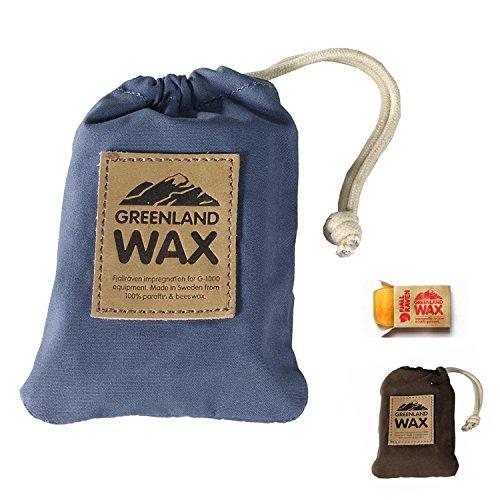 Fjällräven Greenland Wax Bag - Wachsbeutel