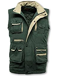 Arctic Storm Men Multi Pocket Suffolk Padded Gilet