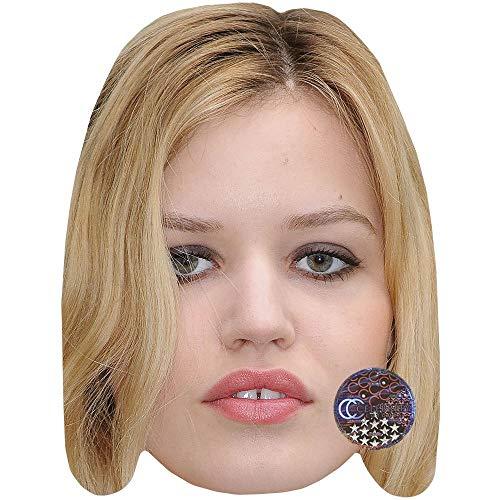 Celebrity Cutouts Georgia May Jagger Big Head.