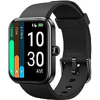 YAMAY Smartwatch für Damen Herren,1.69 Zoll HD Farbdisplay Fitnessuhr,Sportuhr mit Alexa Integriert,14 Trainingsmodi…