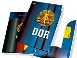 flipcat DDR - Mappe / Präsentationsmappe / Schulmappe DIN A4 (1 Stück)