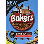 Bakers Complete Dog Food Small Dog Tender Meaty Chunks Tasty Chicken and Country Vegetables, 2.7 kg - Pack of 4 9