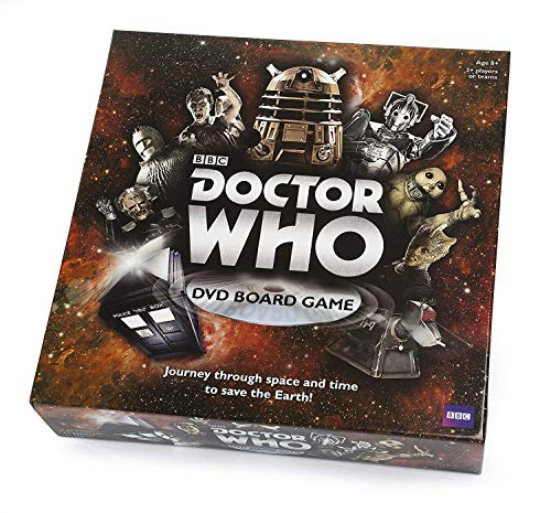 Doctor Who DVD Board Game
