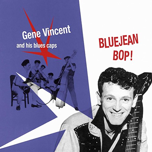 Gene & His Blue Caps Vincent: Bluejean Bop [Vinyl LP] (Vinyl)