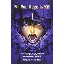 Pack All You Need Is Kill. El Manga - Volúmenes 1 Y 2 (Manga - All You Need Is Kill)