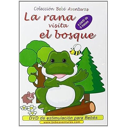 Bebé Aventuras: La Rana Visita el Bosque