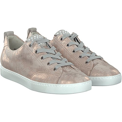 Paul Green 4435-049 Scarpa Stringata Donna Rose-cassis