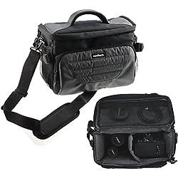 Navitech Grey DSLR & Lense Camera Bag For CANONEOS 80D / 700D / 760D NU / 750D / 760D