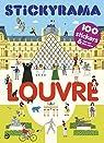 Stickyscapes Louvre par Réunion des musées nationaux