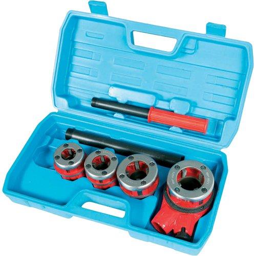 silverline-868556-coffret-de-filieres-de-plombier-13-19-25-32-mm