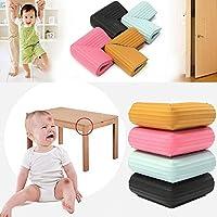 PhilMat Seguridad de niños del bebé anti-accidente protector del cojín de la tapa de la guardia de la esquina de la mesa del escritorio suave