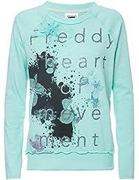 Fred Perry Fifth7ff, Sweatshit à Capuche Sportswear Femme