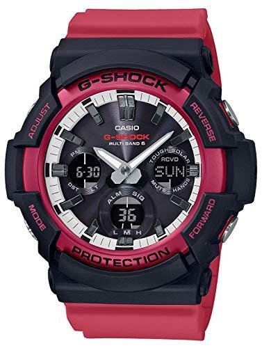 Casio G-Shock Funk-Solar-Armbanduhr GAW-100RB-1AER