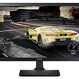 Samsung S27E330H, Monitor para Gaming de 27' (LCD, Full HD, tiempo de respuesta 1 ms, consumo máximo 35 W), Negro