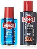Alpecin, Set di shampoo energizzante e liquido alla caffeina