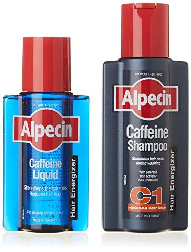 Alpecin Coffein Shampoo und ALPECIN Liquid Set