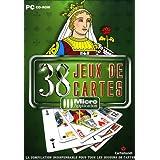 38 Jeux de Cartes