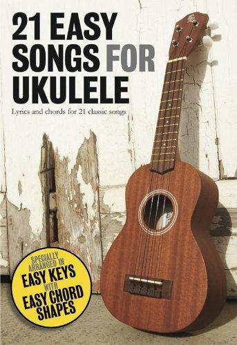 Preisvergleich Produktbild 21 Easy Songs For Ukulele