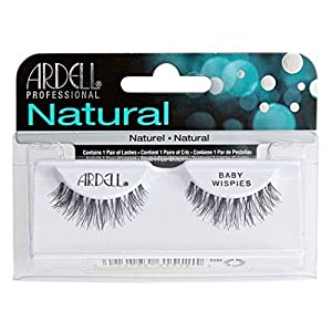 ARDELL False Eyelashes - BABY Wispies Black by Ardell