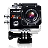 Best Action Cameras - Campark 4K UHD Sport Action Camera,Underwater Waterproof Camera,16MP Review