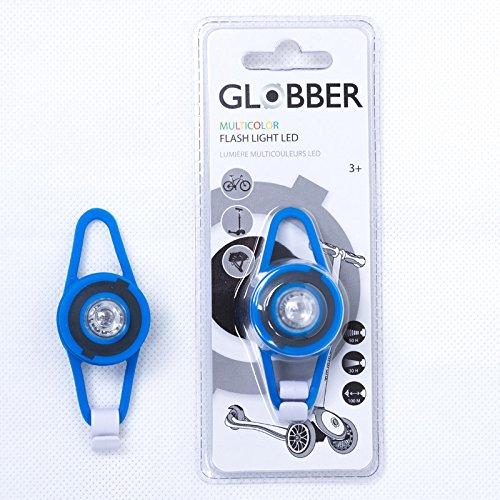 Preisvergleich Produktbild GLOBBER Flash Light LED blau