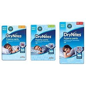 Huggies DryNites hochabsorbierende Pyjamahosen Unterhosen