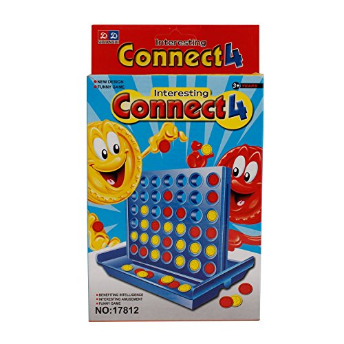 Interesting Connect4 ,benefiting Intelligent and interesting amusement game for (3+years)