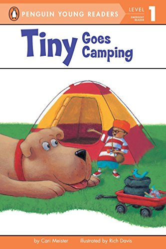 Tiny Goes Camping (Puffin Easy-To-Read - Level 1 (Paperback))