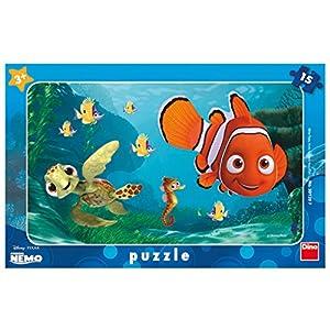 Dino Toys 301207 - Puzzle con Marco, diseño de Nemo
