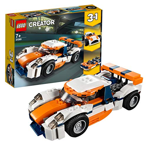 LEGO Creator - Deportivo de Competición Sunset
