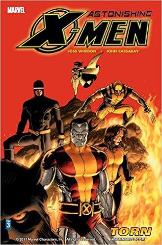 Astonishing X-Men Volume 3: Torn TPB: Torn v. 3 (Graphic Novel Pb)