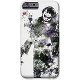 """iPhone 7 Marvel Fankunst Silikonhülle / Gel Hülle für Apple iPhone 7 (4.7"""") / Schirm-Schutz und Tuch / iCHOOSE / Joker"""