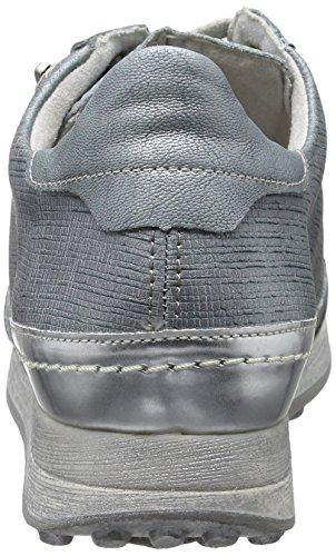 Remonte Damen D1800 Sneaker Blau (blu / Argento / Blu / 10)