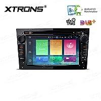 XTRONS Android 6.0Octa Core 7pulgadas HD Digital pantalla táctil Radio estéreo de coche reproductor de DVD GPS para Opel Vauxhall